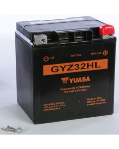 BATTERY GYZ32HL SEALED FACTORY ACTIVATED