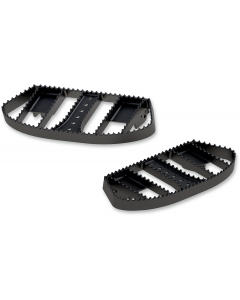 MX STYLE DRIVER AND PASSENGER FLOORBOARDS