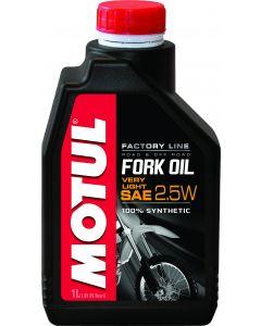 FORK OIL FACTORY LINE 2.5W 1 L