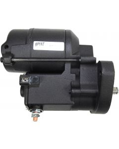 STARTER 1.4KW BLACK `89-93 BIG TWIN FLH/T ONLY