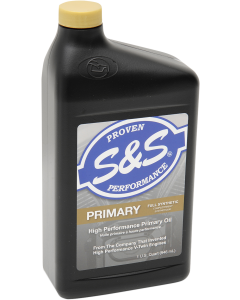 HIGH-PERFORMANCE FULL-SYNTHETIC BIG TWIN PRIMARY OIL