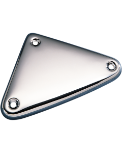 CHROME IGNITION MODULE COVER