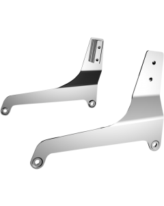 ROUND SISSY BARS AND SIDE PLATES