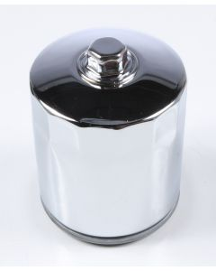 HD OIL FILTER CHROME TWIN CAM CHROME