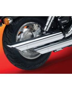 PEACEMAKERS EXHAUST H-D FLH