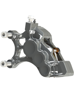 SIX-PISTON DIFFERENTIAL BORE BRAKE CALIPERS