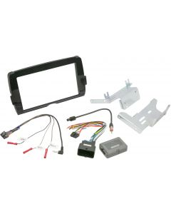 SCOSCHE DOUBLE DIN INSTALL KIT TOURING 14-UP