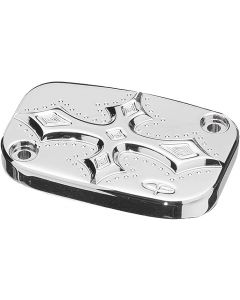 UPPER BRAKE CYLINDER COVER DARKSIDE CHROME