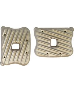 ROCKER COVER RUBBER MOUNT XL RIBBED RAW