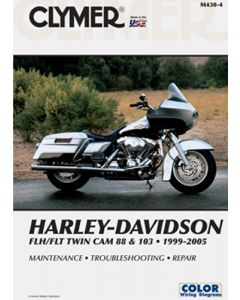 REPAIR MANUAL HARLEY FLH/FLHR