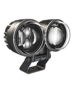 93M DUAL LED HEADLIGHT FOR FATBOB