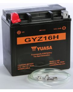 BATTERY GYZ16H SEALED FACTORY ACTIVATED