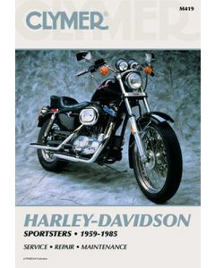 REPAIR MANUAL HARLEY SPORTSTERS