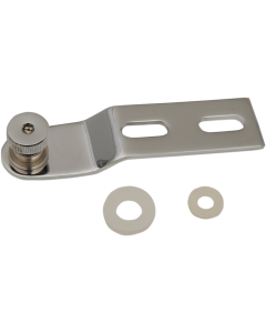REAR SEAT BRACKETS WITH RETAINED SCREW