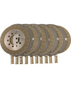 E1 CLUTCH KIT EXTR PLT BT 4SPD FRICTIONS PLATES AND SPRINGS