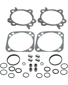 TOP-END GASKET KITS FOR S&S AND STOCK MOTORS