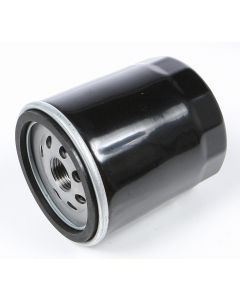 HD OIL FILTER BLACK TWIN CAM BLACK