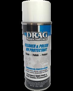 CLEANER & POLISH, UV PROTECTANT