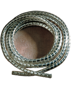 CHROME CABLE/WIRE COVERING