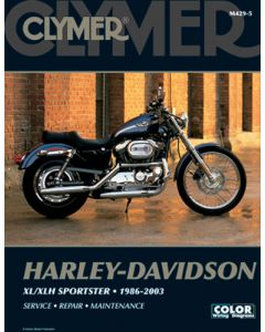 REPAIR MANUAL HARLEY SPORTSTER EVOL