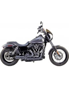 COMP S 2IN1 EXHAUST DYNA BLACK