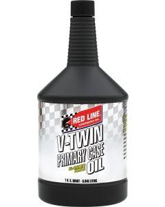 V-TWIN PRIMARY CASE OIL 1QT