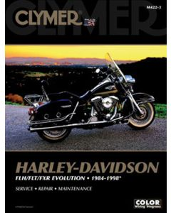 REPAIR MANUAL HARLEY FLT/FXR