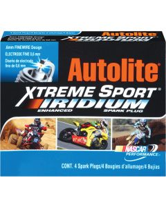 SPARK PLUG XS65/4 IRIDIUM XTREME SPORT