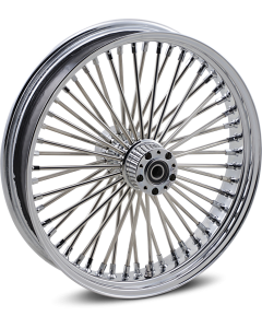 FAT DADDY 50-SPOKE RADIAL LACED WHEELS