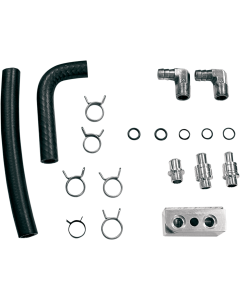 "OIL LINE KITS FOR 111""/124""/143"" TWIN-CAM STYLE MOTOR AND CASE"
