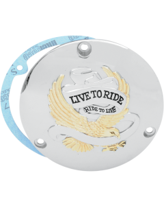 LIVE TO RIDE DERBY COVERS
