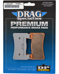 PREMIUM SINTERED METAL BRAKE PADS