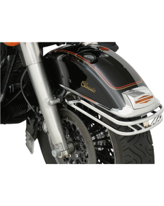 FRONT AND REAR FENDER RAILS
