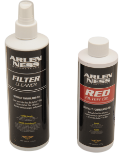 AIR FILTER CLEANER/OIL KITS