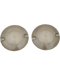 REPLACEMENT TURN SIGNAL LENSES FOR DRESSERS