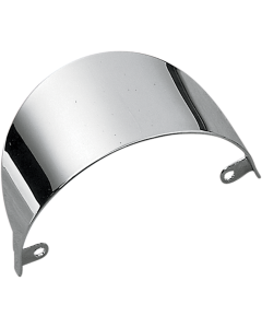 FRONT AND REAR TURN SIGNAL VISORS