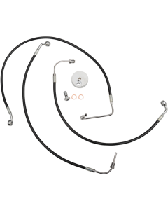 HANDLEBAR CABLE/BRAKE & CLUTCH LINE/WIRE KITS AND COMPONENTS