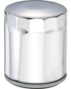 PREMIUM QUALITY OIL FILTER CHROME