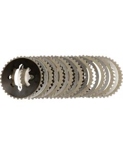 E1 CLUTCH KIT EXTR PLT BT 5SPD FRICTIONS PLATES AND SPRING