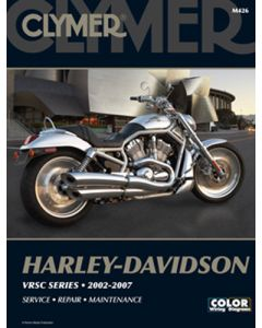 REPAIR MANUAL HARLEY V-ROD