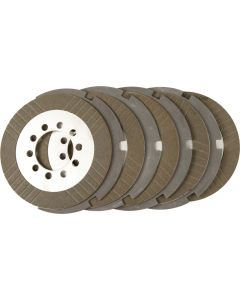 E1 CLUTCH KIT BT 4-SPD FRICTIONS AND PLATES