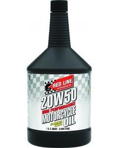4T MOTOR OIL 20W-50 1QT