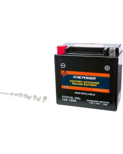 BATTERY CTX14L SEALED FACTORY ACTIVATED