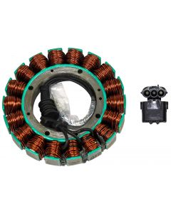 STATOR 40 AMP COMPU-FIRE 3 PHASE SYSTEM TWIN CAM