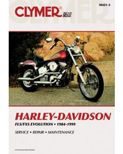 REPAIR MANUAL HARLEY FX/FL SOFTTAIL