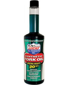 SYNTHETIC FORK OIL 20WT 16OZ
