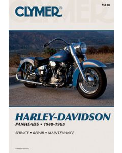 REPAIR MANUAL HARLEY PANHEAD