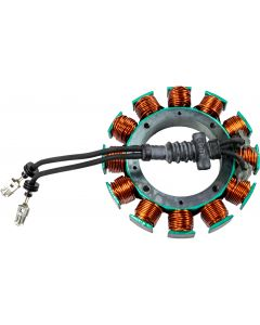 STATOR 32 AMP TWIN CAM `99-03 (EXCEPT EFI)