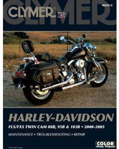 REPAIR MANUAL HARLEY DAVIDSON FLS/FXS