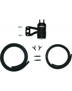 AIR OIL SEPARATOR TWIN CAM W/V&H VO2 AIR CLEANER POLISHED